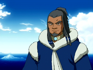 Roku's watersturings leraar