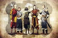 Equipo Avatar original