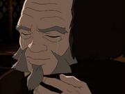 Iroh perdona a Zuko