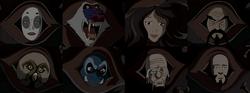Koh's faces