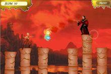 Rise of the Phoenix King геймплей