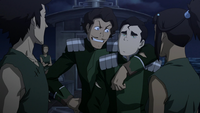 Annoyed Bolin
