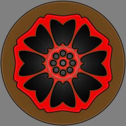 Black lotus tile