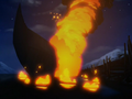 Zuko's ship burning.png
