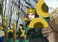 1х04 Суюки и воины Киоши