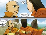 Aang y Yangchen