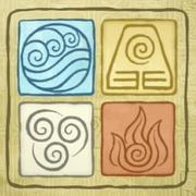 Bending emblems