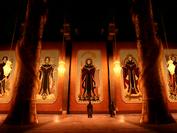 Retratos de los Señores del Fuego
