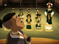 Sokka recites haikus