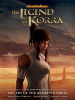 The Legend of Korra- The Art of the Animated Series—Book One- Air