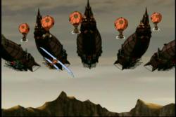 Vuurnatie Luchtschepen
