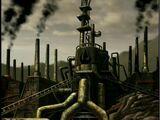 Металлургический завод Народа Огня
