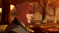 Zaheer reveals the Red Lotus mission