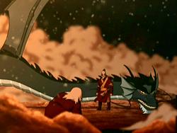 Sozin's dragon