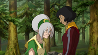 Toph and Opal