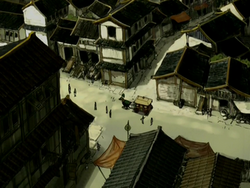 Lower Ring houses