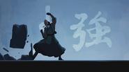 Opening Kyoshi earthbending