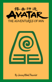 THE ADVENTURES OF MIN COVER