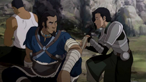 Tonraq and Kuvira