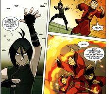Комикс О2 атака Темного