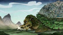 К2х07 Огненный лев-черепаха