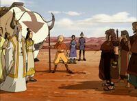1х11 Аанг и племена