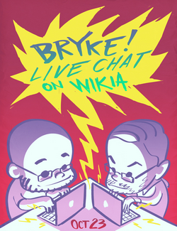 Bryke Wikia chat sketch