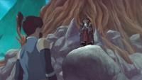 Korra confronta a Hundun