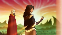 Korra leaves the portals open