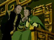 Long Feng aconsejando