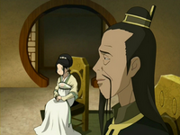 Toph and Master Yu