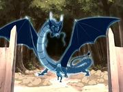 Dragón de Roku Fang