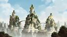Templo Aire del Este restaurado