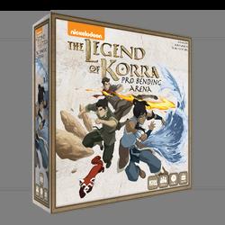 The Legend of Korra Pro-bending Arena box