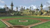 Nicktoons MLB Air Temple Courtyard