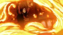 К2х05 Мако в огне