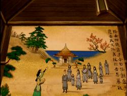 KyoshiSchilderij