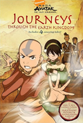 Journeys Through the Earth Kingdom cover