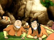 Roku y Gyatso