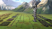 United Forces versus Kuvira's army