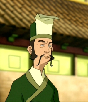 Burgermeester Tong