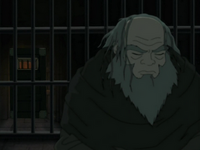 Iroh imprisoned