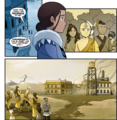 Katara thinking about the Earthern Fire refinery.png
