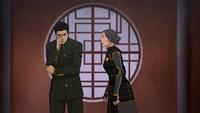 Lin and Mako