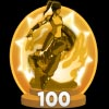The Last Stand Badge 100