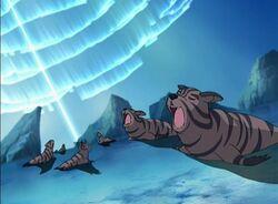 1х01 Тигровые тюлени