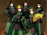 Kyoshi Warriors