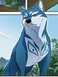 Комикс П2 Волчица дух