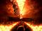 Ozai's enhanced firebending