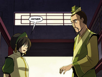 Toph and Lao